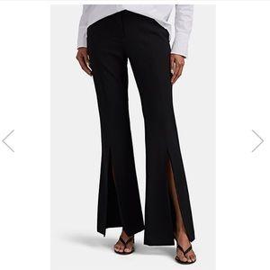 A.L.C. Capen Crepe Flared Trousers